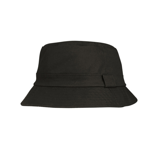6057557e148f1c Waxed Cotton Canvas Bucket Hat-Juniper Outdoor